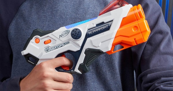 Nerf Laser Ops Pro Alphapoint barato, juguetes baratos, chollo