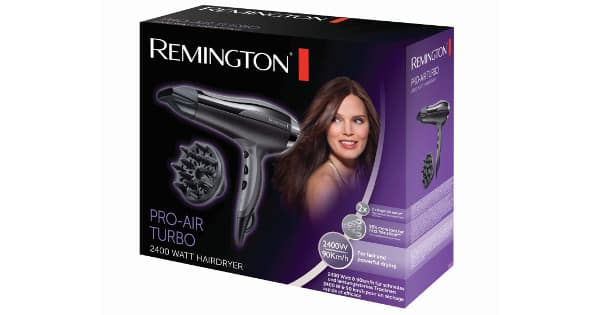 Secador Remington D5220 barato, secadores baratos, chollo