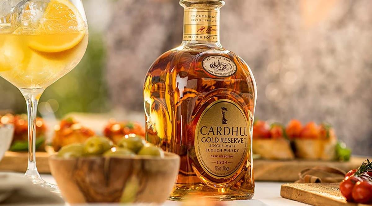 Whisky Cardhu Gold Reserva barato. Ofertas en whisky, whisky barato, chollo