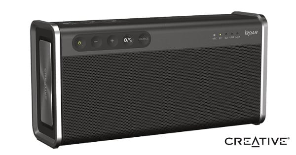 Altavoz Bluetooth Creative iRoar Go barato, altavoces baratos, chollo
