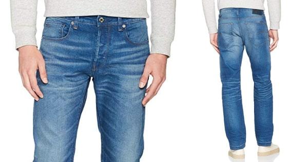 Pantalones vaqueros G-Star Raw 3301 Straight barato, ropa de marca barato, ofertas en pantalones chollo