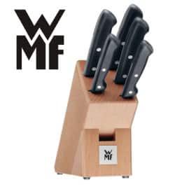 Bloque de 5 cuchillos WMF Classic Line barato. Ofertas en hogar