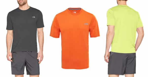 Camiseta The North Face Relaxion barata. Ofertas en ropa de marca, ropa de marca barata, chollo
