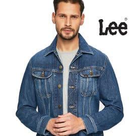 Cazadora vaquera Lee Slim Rider barata, ropa de marca barata, ofertas en chaquetas