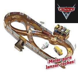 Circuito Choca-Crash de Cars 3 barato, juguetes baratos