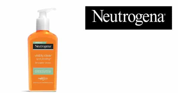 Gel limpiador anti-imperfecciones Neutrogena Visibly Clear Spot Proofing barato, cremas baratas, ofertas belleza, chollo