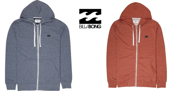 Sudadera Billabong All Day Zip barata, sudaderas baratas, ofertas en ropa, chollo