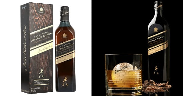 Whisky Johnnie Walker Double Black barato, whiskys baratos, chollo