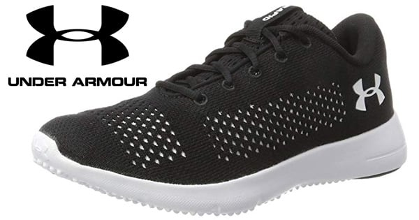 Zapatillas de running neutras Under armour Rapid baratas, calzado barato, ofertas en deportivas, chollo
