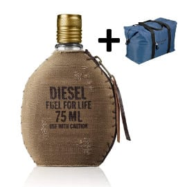 Eau de Toilette Diesel Fuel For Life Homme 75 ml barata, colonias baratas