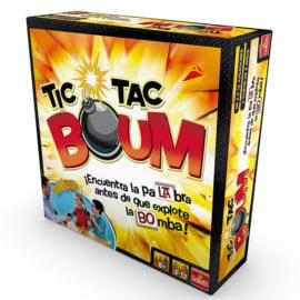 Juego Tic Tac Boum barato. Ofertas en juegos de mesa, juegos de mesa baratos