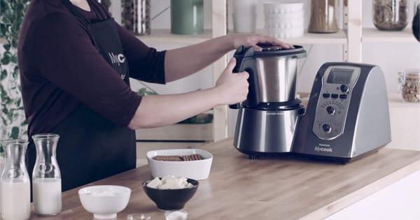 Robot de cocina Taurus MyCook Legend barato. Ofertas en robots de cocina, robots de cocina baratos, chollo