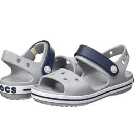 Crocs Crocband Sandal Kids baratas, sandalias de marca baratas, ofertas en calzado de marca para niño