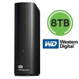 Disco duro WD Elements de 8TB barato, discos duros baratos