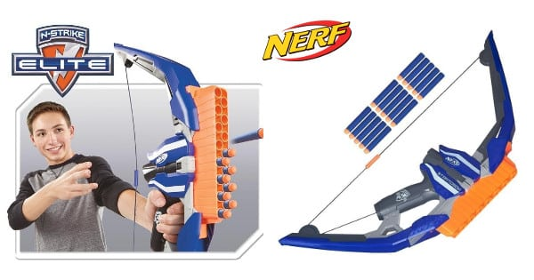 Nerf Elite Stratobow, juguetes baratos, chollo