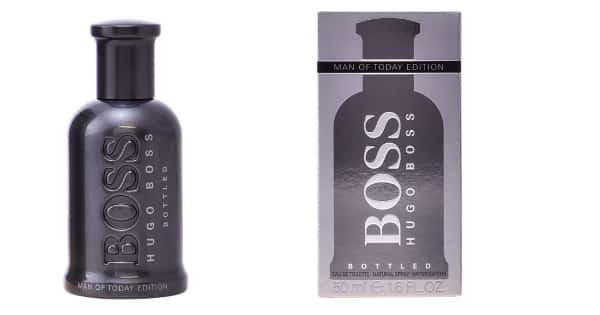 Colonia para hombre Hugo Boss man of today barata, colonias baratas, ofertas perfumes, chollo