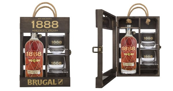 Ron Brugal 1888 + 2 copas barato, rones baratos, chollo