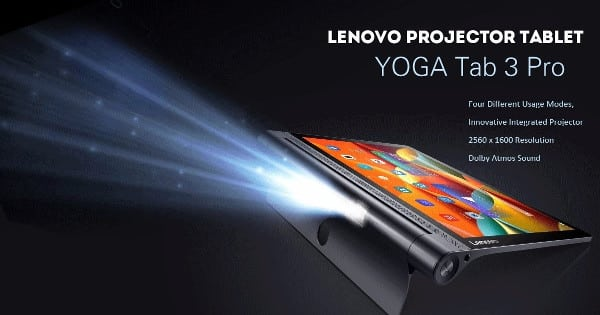 Tablet Lenovo Yoga Tab 3 Pro barata, tablets baratas, chollo