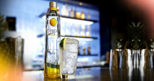 Vodka Ciroc Pineapple barato. Ofertas en vodka, vodka barato, chollo