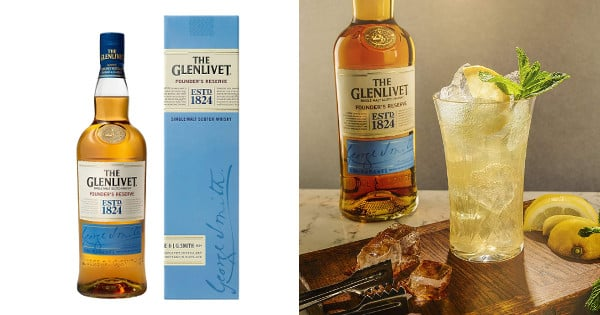 Whisky The Glenlivet 7 años barato, whisky de calidad y barato, chollo