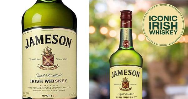 Whisky irlandés Jameson barato, whiskys baratos, chollo