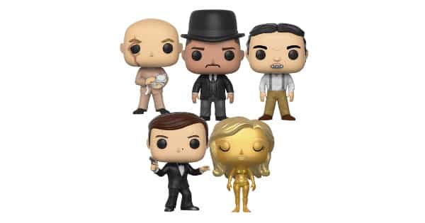 5 funkos James Bond baratos, funkos baratos, chollo