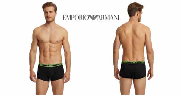 Calzoncillos Emporio Armani baratos. Ofertas en ropa de marca, ropa de marca barata, chollo