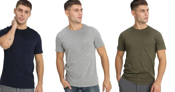 Camiseta Jack & Jones Jjepocket barata, ropa de marca barata, ofertas en camisetas chollo