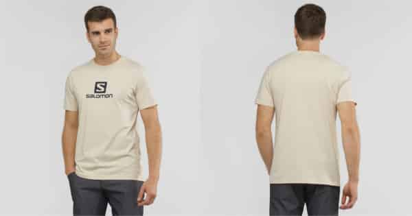 Camiseta Salomon Coton barata. Ofertas en ropa de marca, ropa de marca barata, chollo