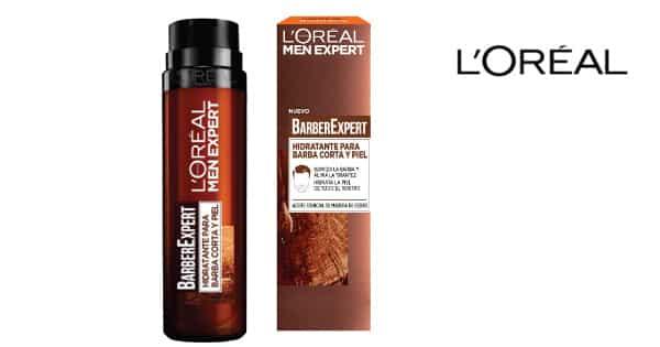 Hidratante para barba corta y piel L'Oréal Men Expert Barber Club barata, cremas baratas, ofertas cuidado personal, chollo