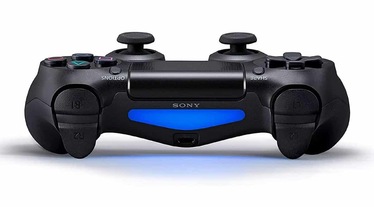 Mando inalámbrico Sony Dualshock 4 v2 barato. Ofertas en mandos, mandos inalámbricos baratos, chollo