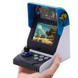 Neo-Geo mini International Edition con 40 juegos barata, consolas baratas