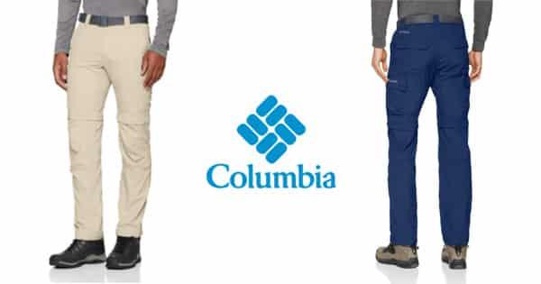 Pantalón de senderismo Columbia Silver Ridge II barato. Ofertas en material deportivo, material deportivo barato,chollo