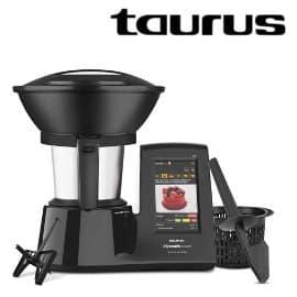 Robot de cocina Taurus Mycook Touch Black Edition con conexión Wi-Fi barato, robots de cocina baratos, ofertas para casa