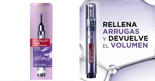 Serum Voluminizador de Revitalift FillerL'Oreal Paris Dermo Expertise barato, cremas baratas, ofertas en cosméticos, chollo