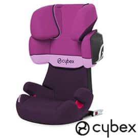 Silla de coche grupo 23 Cybex Solution X2 Fix barata, sillas de coche baratas, ofertas para bebes chollo