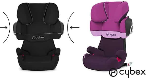 silla de coche cybex solution barata