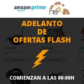 Amazon Prime Day 2019 adelanto de Ofertas Flash