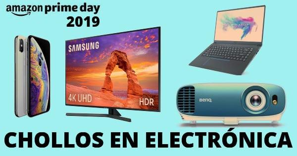 Amazon Prime Day 2019 ofertas en electrónica, móviles y videojuegos, chollo
