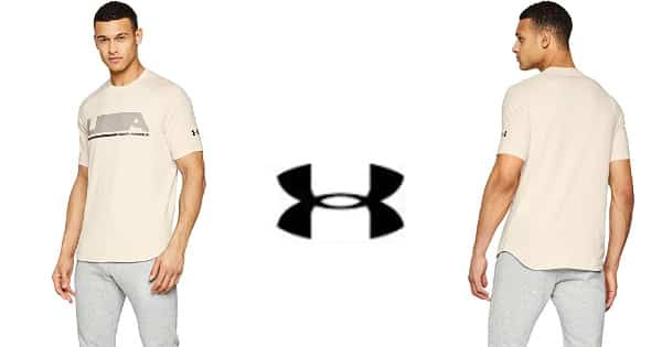 Camiseta para hombre Under Armour Unstoppable Move barata, camisetas baratas, ofertas en ropa, chollo