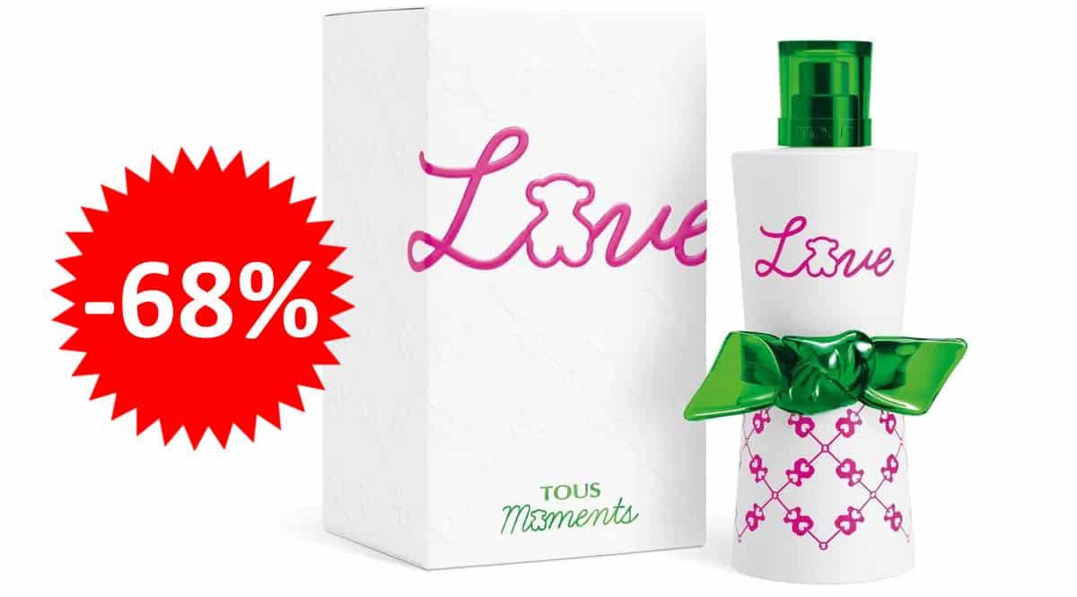 Colonia Tous Love Moments 90ml barata. Ofertas en colonias, colonias baratas, chollo