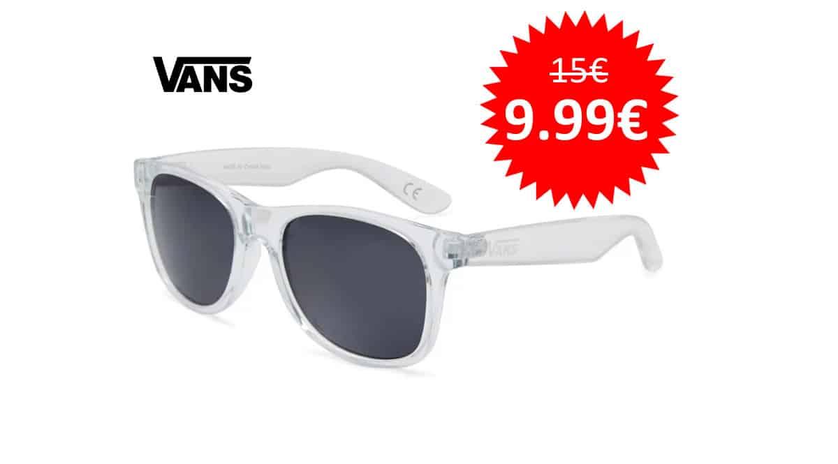 ¡Precio mínimo histórico! Gafas de sol Vans Spicoli sólo 9.99 euros.