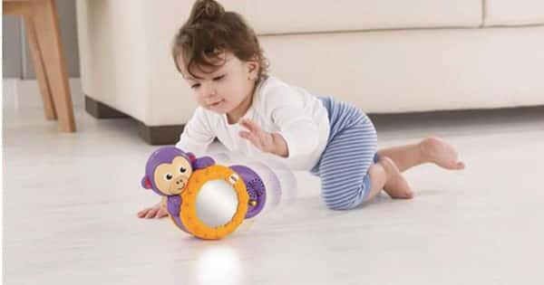 Monito gatea conmigo de Fisher-Price barato, artículos para bebés baratos, ofertas niños, chollo