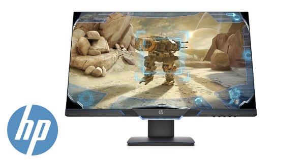 Monitor Gaming HP 27MX baratp, monitores gaming baratos, chollo