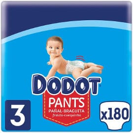 Pañales Dodot Pants baratos, pñales apra bebé baratos, ofertas supermercado
