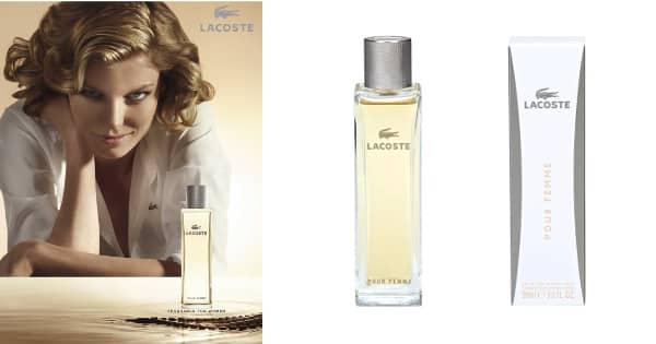 Perfume Lacoste Pour Femme barato, colonias baratas, ofertas para ti chollo