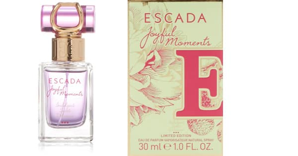 Perfume para mujer Escada Joyful Moments barato, perfumer baratos, chollo