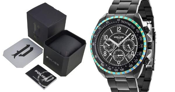 Reloj Police PL.14343JSBRW02M barato, relojes baratos, ofertas en relojes chollo