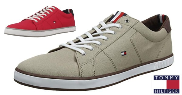 Zapatillas Tommy Hilfiger Iconic Long Lace baratas, calzado barato, ofertas zapatillas de marca, chollo