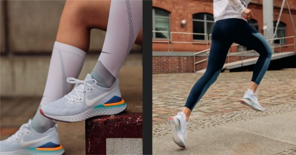 bordillo acortar mal humor  Chollo! Zapatillas Nike Epic React Flyknit 2 a 59€ (-60%) | Blog de Chollos